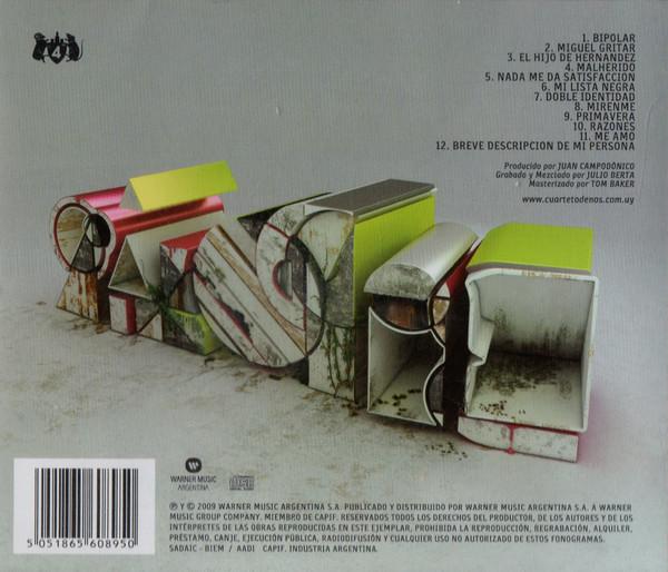 El Cuarteto De Nos - Bipolar CD