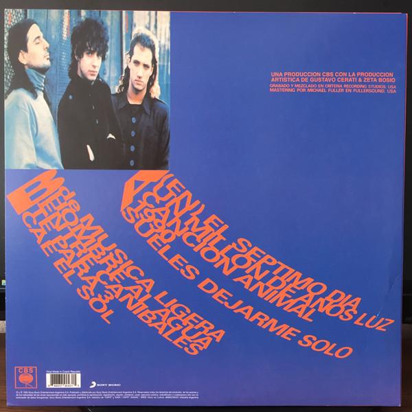 Soda Stereo – Canción Animal LP
