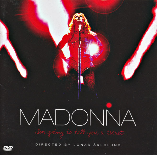 Madonna - I'm Going To Tell You A Secret CD+DVD