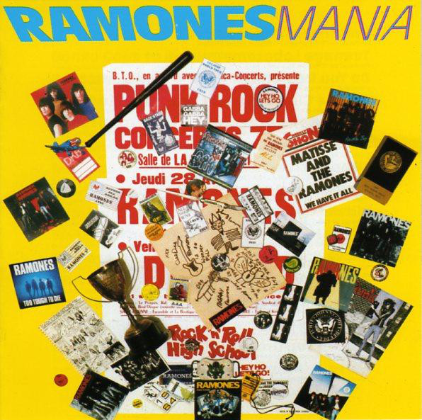 Ramones - Ramones Mania CD