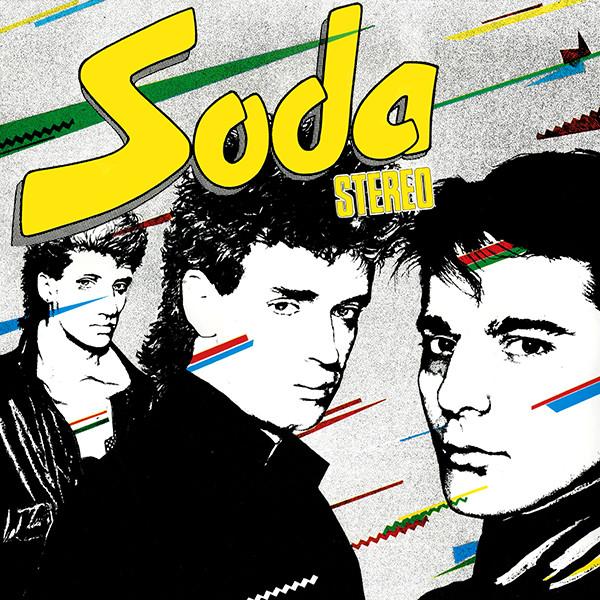 Soda Stereo – Soda Stereo LP