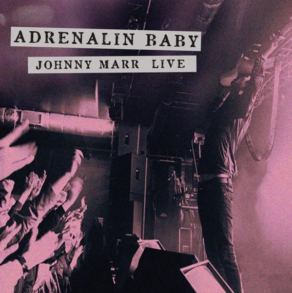 Johnny Marr - Adrenalin Baby CD