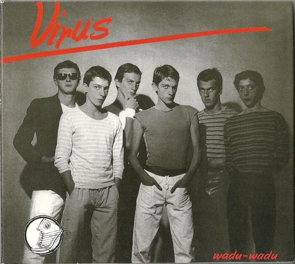 Virus - Wadu-Wadu CD