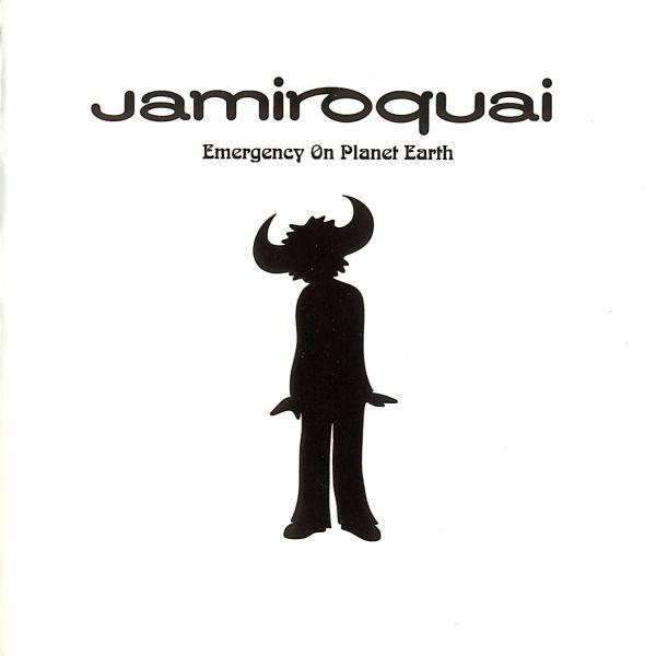 Jamiroquai - Emergency On Planet Earth CD