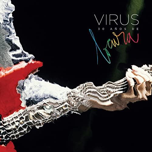Virus - 30 Años De Locura CD