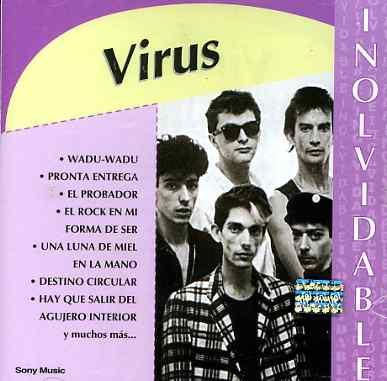 Virus - Colección Inolvidable CD