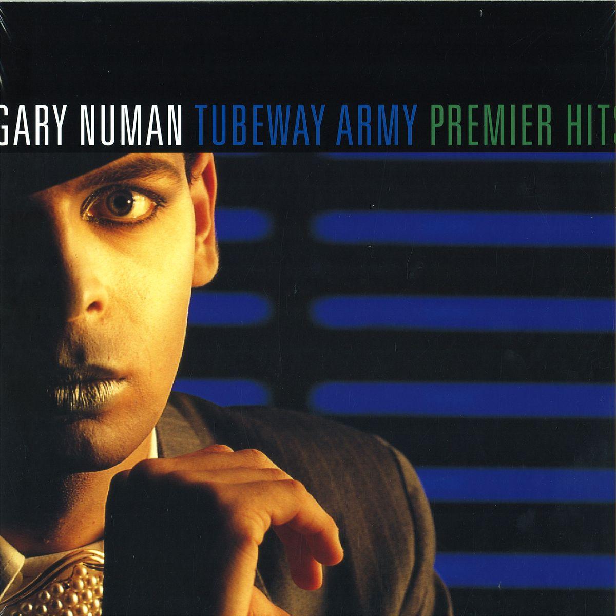 Gary Numan / Tubeway Army - Premier Hits 2LPs