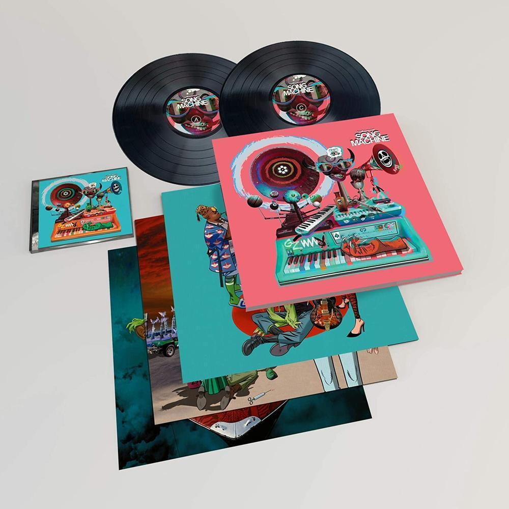 Gorillaz - Song Machine Season One DELUXE EDITION