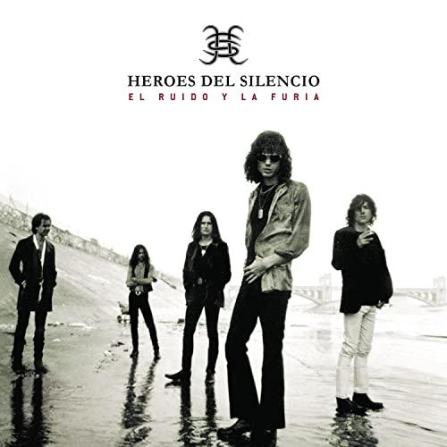 Héroes Del Silencio - El Ruido Y La Furia CD