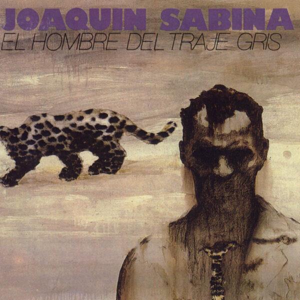 Joaquín Sabina - El Hombre Del Traje Gris LP