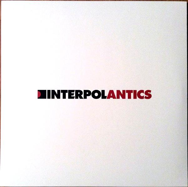 Interpol - Antics LP
