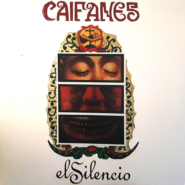 Caifanes - El Silencio LP Picture Disc