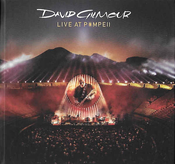 David Gilmour - Live At Pompeii 2CDs
