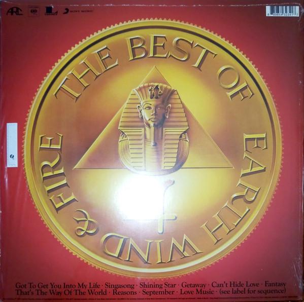 Earth, Wind & Fire – The Best Of Earth, Wind & Fire Vol. 1 LP