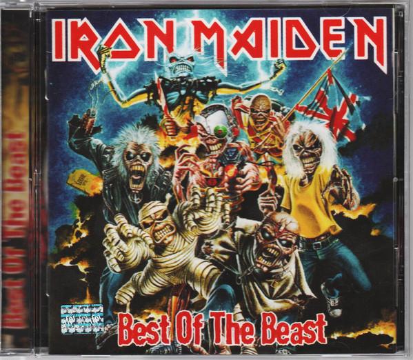 Iron Maiden - Best Of The Beast CD