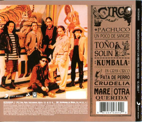 Maldita Vecindad y Los Hijos Del 5to. Patio - El Circo CD