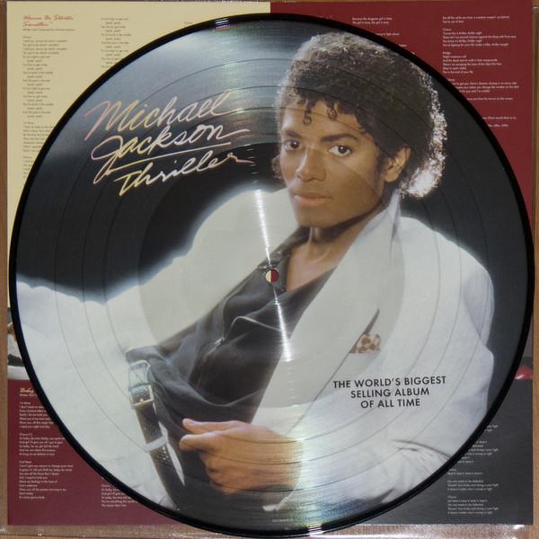 Michael Jackson - Thriller LP Picture Disc