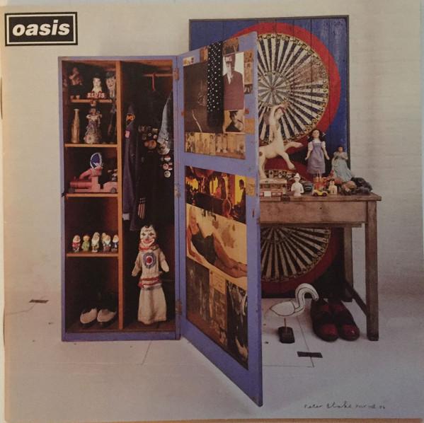Oasis - Stop The Clocks CD