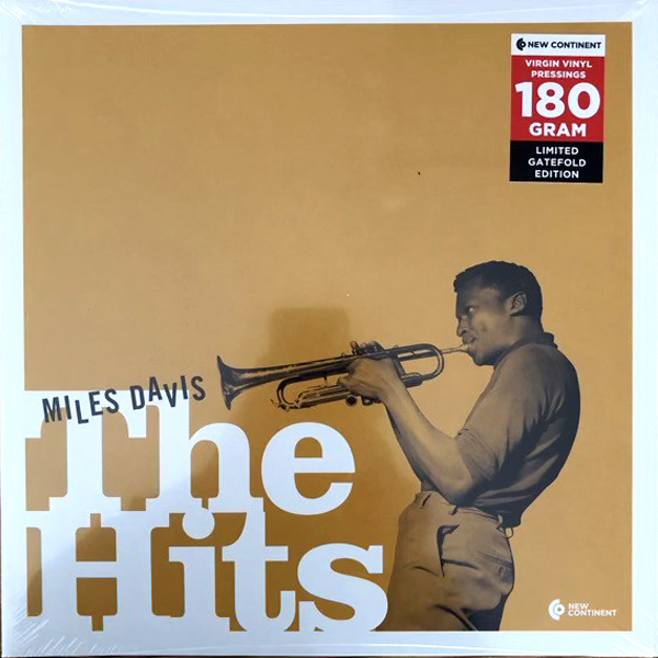Miles Davis - The Hits LP