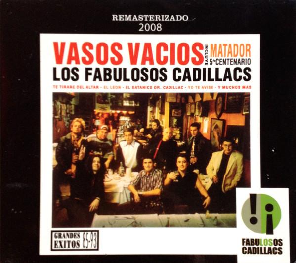 Los Fabulosos Cadillacs - Vasos Vacios CD