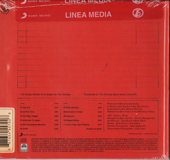 The Strokes - Comedown Machine CD