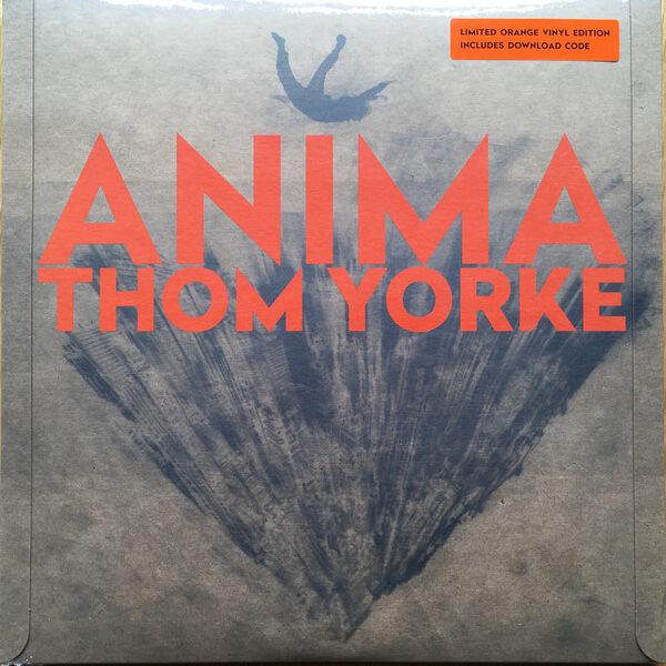 Thom Yorke - Anima 2LPs Orange