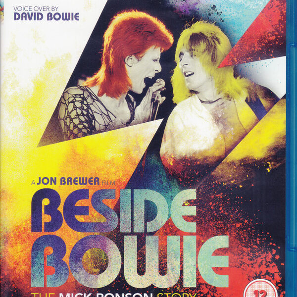 Various - Beside Bowie: The Mick Ronson Story BLURAY