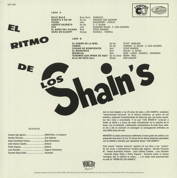 Los Shain's – El Ritmo De Los Shain's