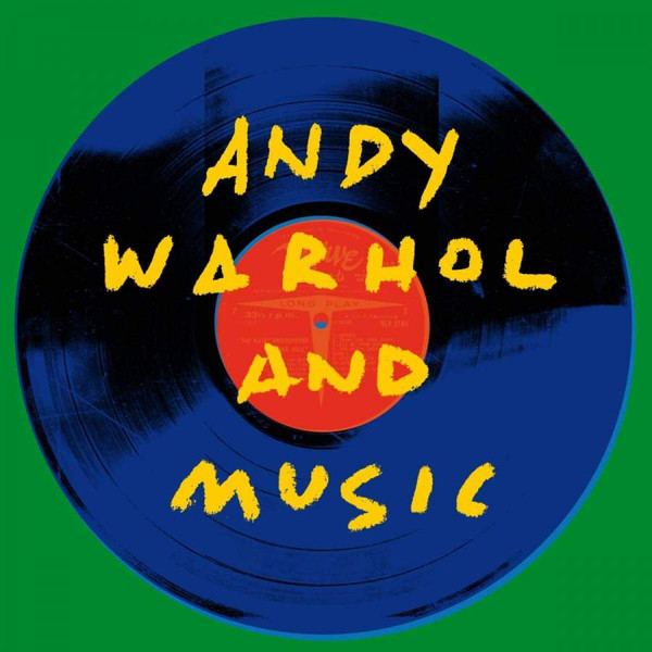Varios - Andy Warhol and Music 2LPs