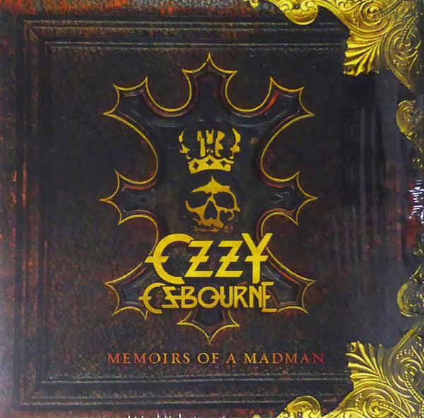 Ozzy Osbourne - Memoirs Of A Madman 2LPs
