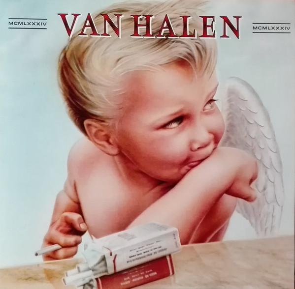 Van Halen – 1984 LP+LIBRO