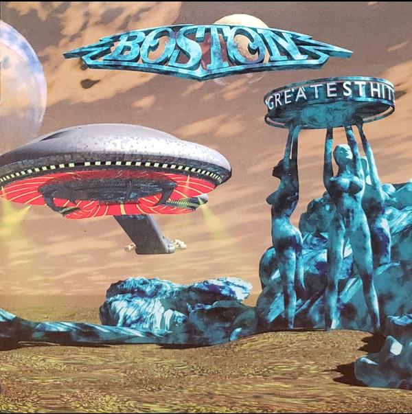 Boston - Greatest Hits CD