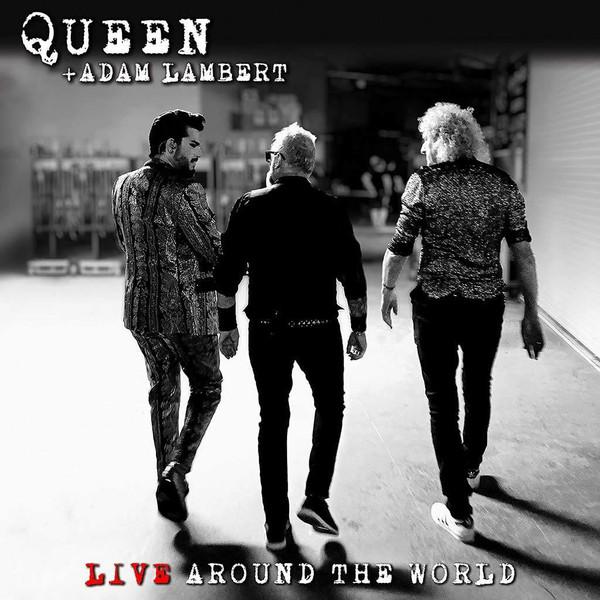 Queen + Adam Lambert - Live Around The World CD