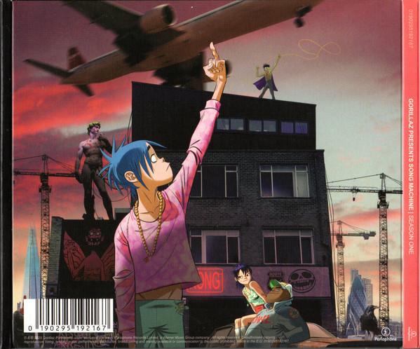 Gorillaz – Song Machine Season One 2 CDS