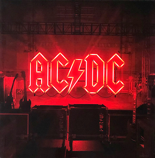 AC/DC - PWR/UP LP