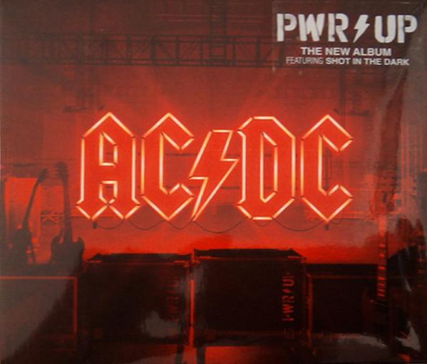 AC/DC - PWR/UP CD