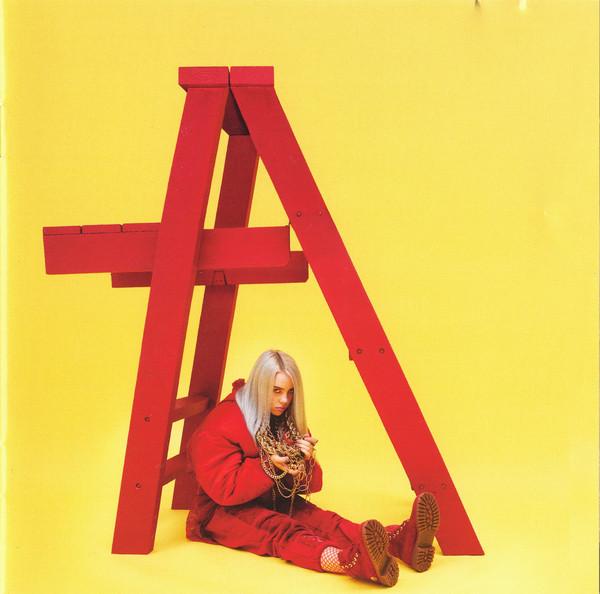 Billie Eilish - Dont Smile At Me CD