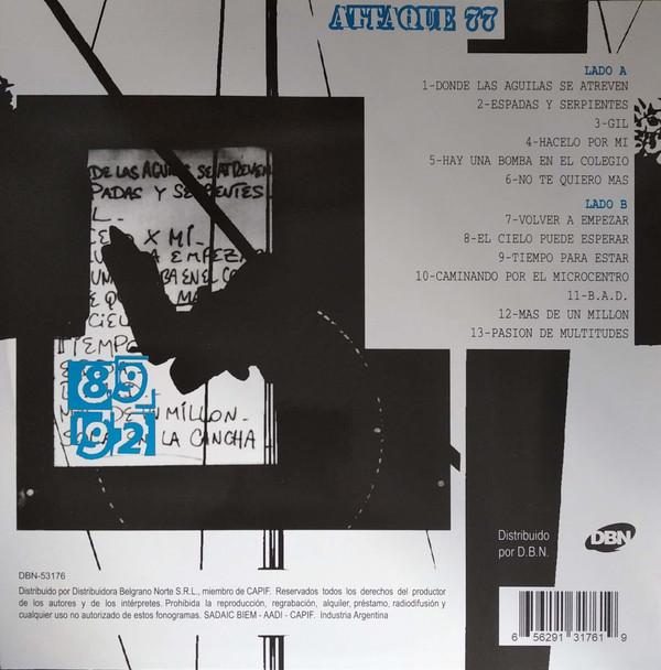 Attaque 77 - 89/92 LP