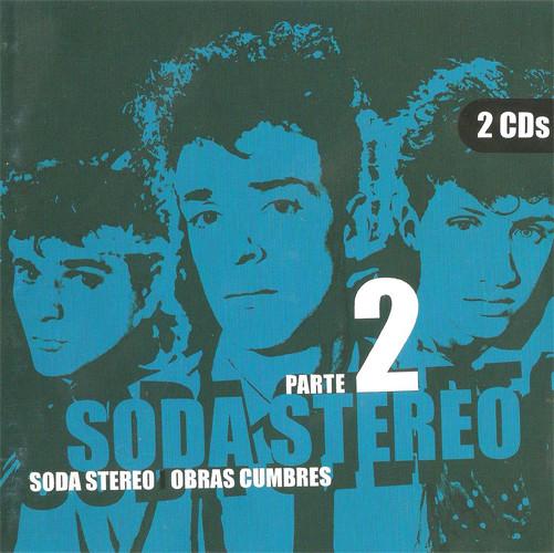 Soda Stereo - Obras Cumbres Parte 2 - 2CDs