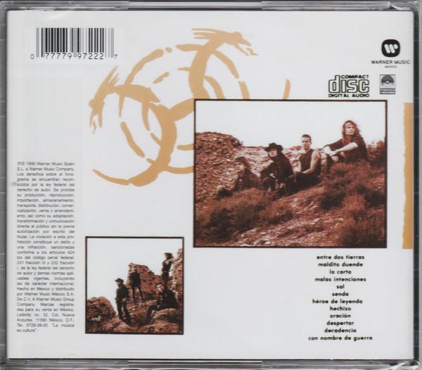Héroes Del Silencio - Senderos De Traición CD