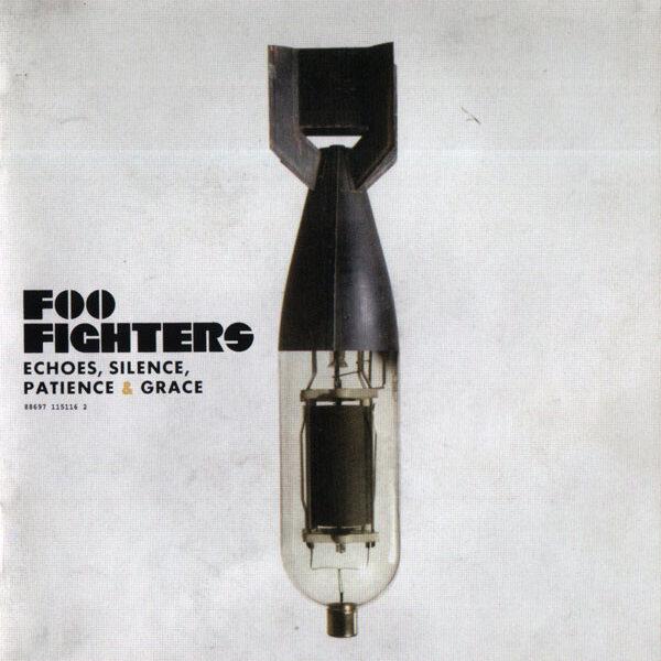 Foo Fighters - Echoes, Silence, Patience & Grace CD