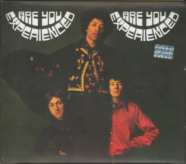 The Jimi Hendrix Experience - Are You Experienced CD+DVD