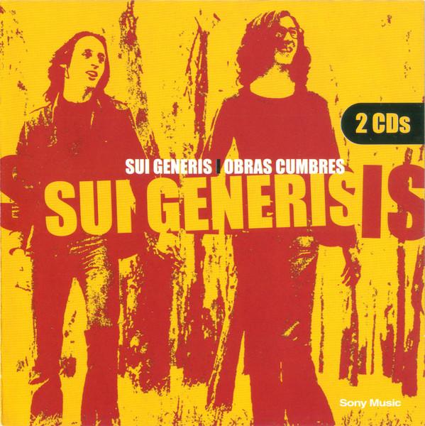 Sui Generis - Obras Cumbres 2CDs