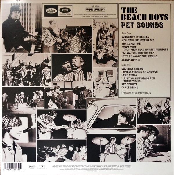 The Beach Boys - Pet Sounds LP