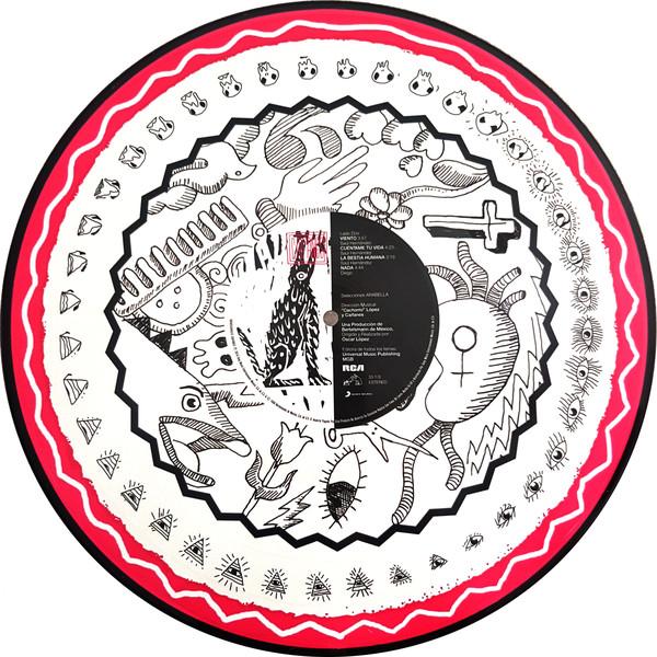Caifanes - Caifanes LP Picture Disc