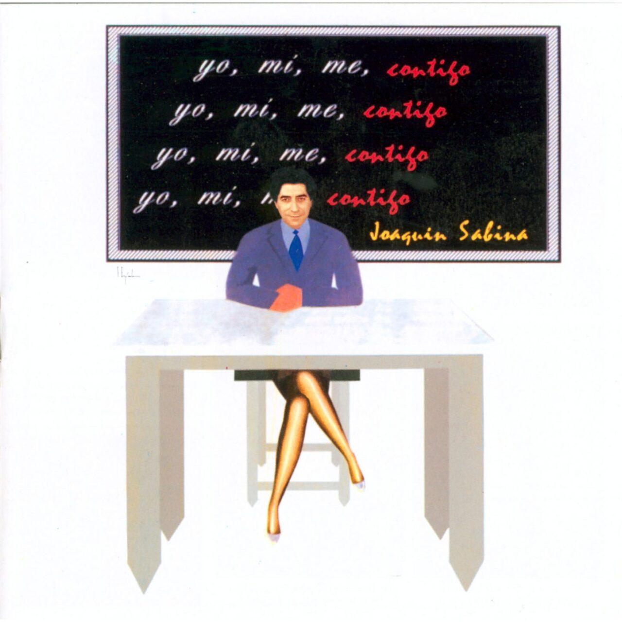 Joaquín Sabina - Yo, Mí, Me, Contigo LP