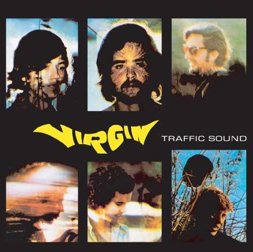 Traffic Sound – Virgin LP