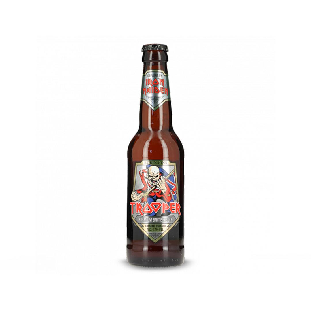 Cerveza Iron Maiden Trooper 330ml