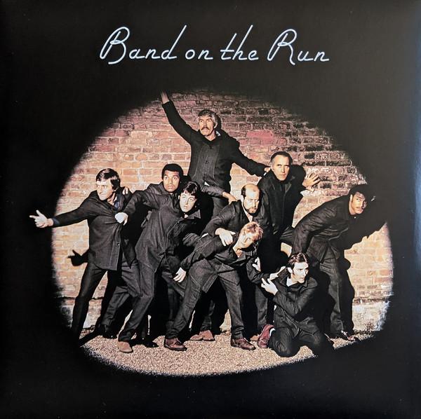 Paul McCartney & Wings - Band On The Run LP