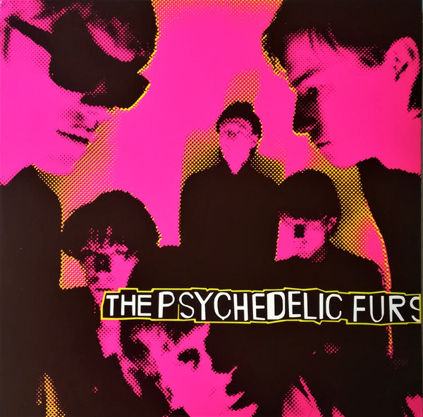The Psychedelic Furs - The Psychedelic Furs LP